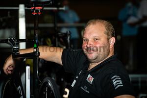 GRUNDMANN Sven: UEC Track Cycling European Championships (U23-U19) – Apeldoorn 2021