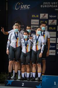 Germany: UEC Road Cycling European Championships - Trento 2021
