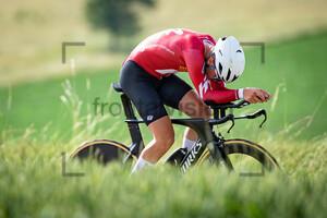 BANGERT Nick: National Championships-Road Cycling 2021 - ITT Junior Men U19