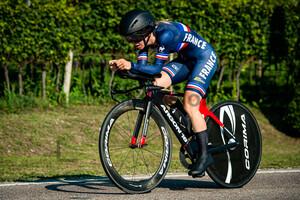 RAYER Eglantine: UEC Road Cycling European Championships - Trento 2021