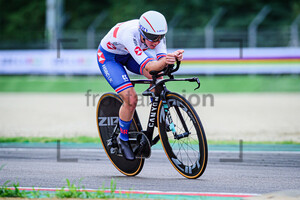 BARNES Alice: UCI Road Cycling World Championships 2020