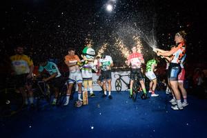 Award Ceremony - Sprinter: Six Day Berlin 2020
