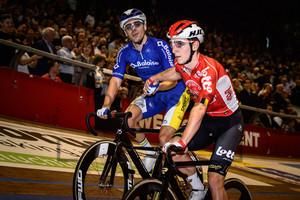DE KETELE Kenny, DE BUYST Jasper:  Lotto Z6s daagse Vlaanderen-Gent 2019