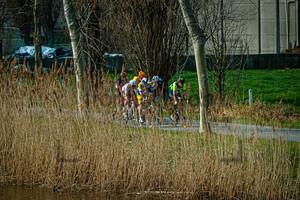 APERS Ruben, GOUGEARD Alexis, THIJSSEN Gerben, RESELL Erik Nordsaeter, ELZAKKER Wout: Oxyclean Classic Brügge - De Panne 2021 - Men