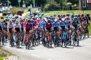 Peloton: SIMAC Ladie Tour - 1. Stage