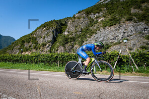 GAFINOVITZ Rotem: UEC Road Cycling European Championships - Trento 2021