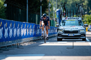 JONSSON Kristinn: UEC Road Cycling European Championships - Trento 2021