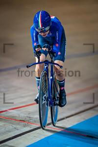 CONTARIN Elena: UEC Track Cycling European Championships (U23-U19) – Apeldoorn 2021