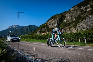 DE WILDE Julie: UEC Road Cycling European Championships - Trento 2021
