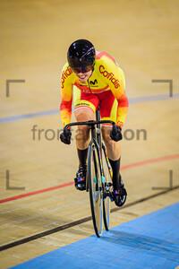 CASAS ROIGE Helena: UEC Track Cycling European Championships 2020 – Plovdiv
