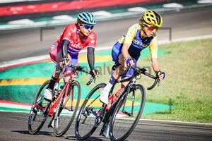 NILSSON Hanna, SIERRA CANADILLA Arliens: UCI Road Cycling World Championships 2020