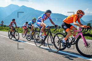 KOPECKY Julia: UEC Road Cycling European Championships - Trento 2021