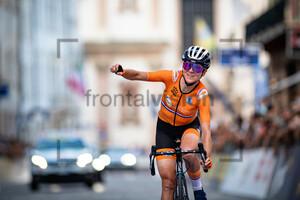 VAN VLEUTEN Annemiek: UEC Road Cycling European Championships - Trento 2021