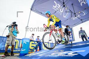 HOLOVASH Oleksandr: UEC Road Championships 2020