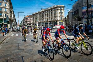 MAGNALDI Erica, VIECELI Lara: Giro d´Italia Donne 2021 – 5. Stage