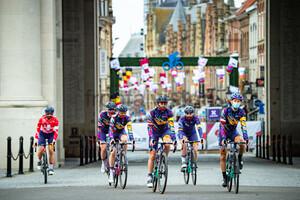 CANYON//SRAM RACING: Gent - Wevelgem 2021 - Women