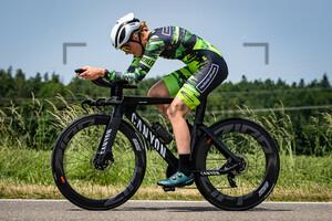 BRUCHMEIER Aline: National Championships-Road Cycling 2021 - ITT Women
