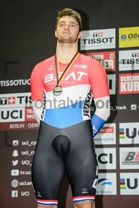 BÜCHLI Matthijs: UCI Track Cycling World Cup 2018 – Berlin