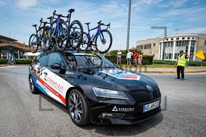 Team Car: Giro d´Italia Donne 2021 – 2. Stage