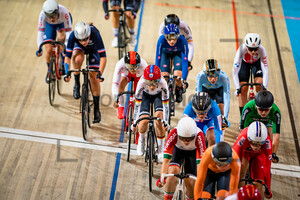 TEUTENBERG Lea Lin: UEC Track Cycling European Championships (U23-U19) – Apeldoorn 2021