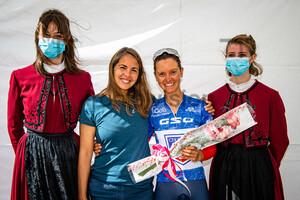 SMALL Carmen, MAGNALDI Erica: Giro d´Italia Donne 2021 – 4. Stage