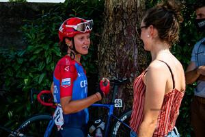 MAGNALDI Erica, TEUTENBERG Lea Lin: Giro d´Italia Donne 2021 – 5. Stage