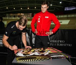 GLAETZER Matthew, BÖTTICHER Stefan: UCI Track Cycling World Championships 2019