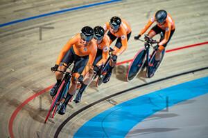 NETHERLANDS: UEC Track Cycling European Championships (U23-U19) – Apeldoorn 2021