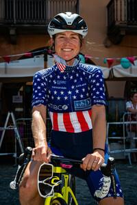 STEPHENS Lauren: Giro d´Italia Donne 2021 – 2. Stage
