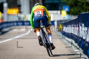 MIKUTIS Aivaras: UEC Road Cycling European Championships - Trento 2021