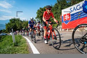 TAZREITER Angelika: UEC Road Cycling European Championships - Trento 2021