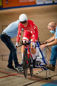 KRUM Ida Mechlenborg: UEC Track Cycling European Championships (U23-U19) – Apeldoorn 2021