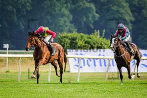 CADEDDU Michael, CASAMENTO Marco: Horse Race Course Hoppegarten