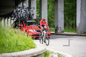 CURINIER Lea: Giro d´Italia Donne 2021 – 4. Stage