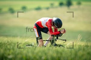 ABT Cedric: National Championships-Road Cycling 2021 - ITT Junior Men U19