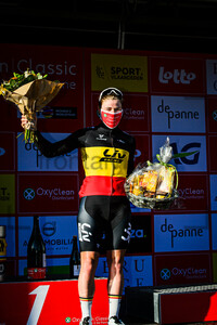 KOPECKY Lotte: Oxyclean Classic Brügge - De Panne 2021 - Women