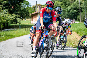 CONFALONIERI Maria Giulia: Giro d´Italia Donne 2021 – 2. Stage