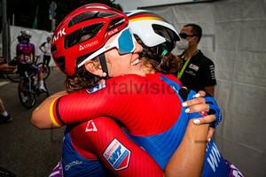TEUTENBERG Lea Lin, BRENNAUER Lisa: National Championships-Road Cycling 2021 - RR Women