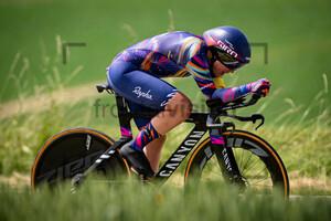 KLEIN Lisa: National Championships-Road Cycling 2021 - ITT Women
