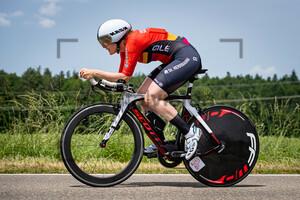 SANDTEN Sam: National Championships-Road Cycling 2021 - ITT Women