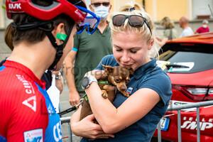 CONFALONIERI Maria Giulia, KOLOSOWSKA Natalia: Giro d´Italia Donne 2021 – 3. Stage