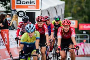 HAMMES Kathrin: Flèche Wallonne 2020