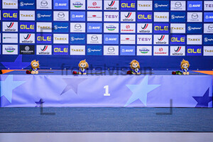 Podium: UEC Track Cycling European Championships 2020 – Plovdiv