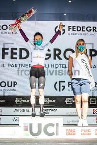 FISHER-BLACK Niamh: Giro d´Italia Donne 2021 – 4. Stage