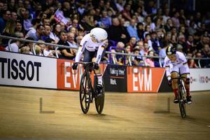 LEE Wai Sze, HINZE Emma: UCI Track Cycling World Cup 2019 – Glasgow