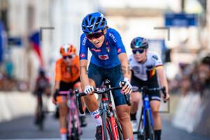 CERIELLO Matilde: UEC Road Cycling European Championships - Trento 2021