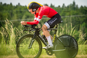 BILLIGMANN Peter: National Championships-Road Cycling 2021 - ITT Elite Men U23