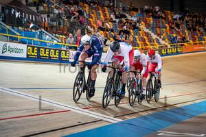 IAKOVLEV Mikhail, ROCHNA Daniel, JÄGER Julien, ROSTOV Pavel, BUNTING James: UEC Track Cycling European Championships (U23-U19) – Apeldoorn 2021