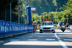 BALMER Alexandre: UEC Road Cycling European Championships - Trento 2021
