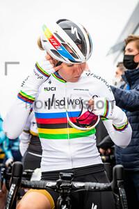 VAN DER BREGGEN Anna: Ronde Van Vlaanderen 2021 - Women